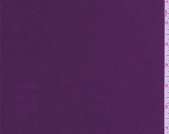Magenta Purple Stretch Satin, Fabric By The Yard