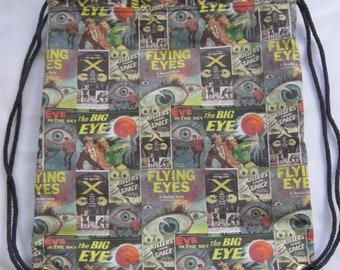 Eye need this bag Backpack/tote Custom Print