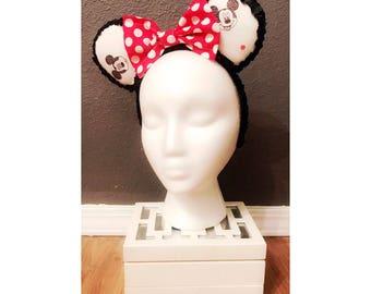 Minne & Mickey Inspired Ears