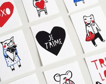 Printable Valentine Party Pack