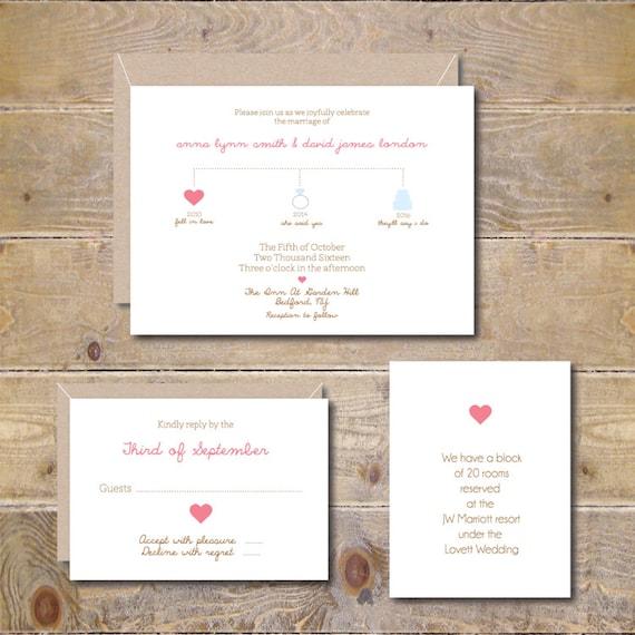 Wedding Invitation Timeline: Wedding Invitations . Wedding Invites . Timeline Wedding