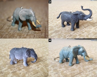 Elephant Keychains - SELECT STYLE