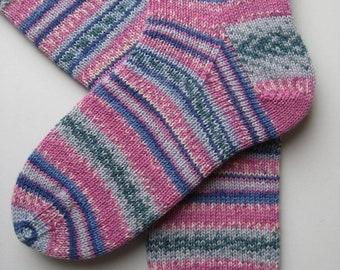 Sock Knitting Kits Uk : Nordic socks etsy