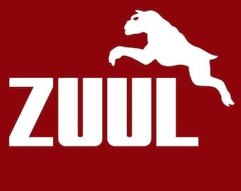 "LADIES FIT ""Zuul Athletics"" T-shirt"