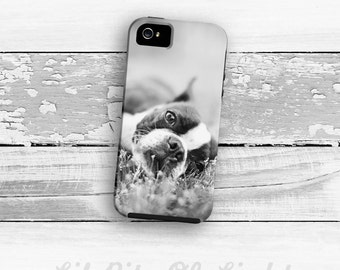 Dog iPhone SE Case - iPhone 6s Plus Cover - iPhone 8 Case - Boston Terrier iPhone 8 Plus Case - Terrier iPhone 6 Case - Dog iPhone 6s Case