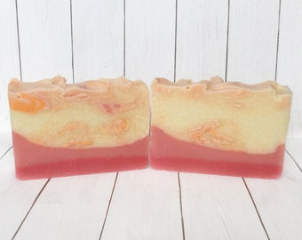 Hawaiian Tropical Flower Scent Soap,