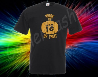 Team10, Trick or treat   Kid's tshirt