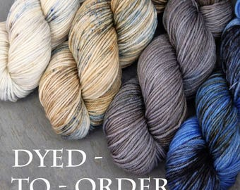 0RDER HERE- Dyed-to-Order