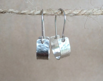 Sterling Silver Tiny Hoop