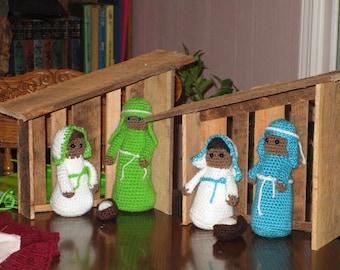 Nativity Set - Small