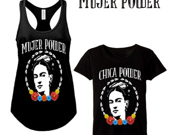 Mujer (Chica) Power