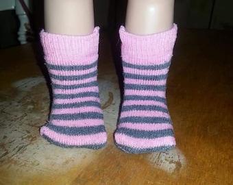 18 Inch Doll Socks
