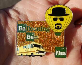 Breaking Bad, gold version pin
