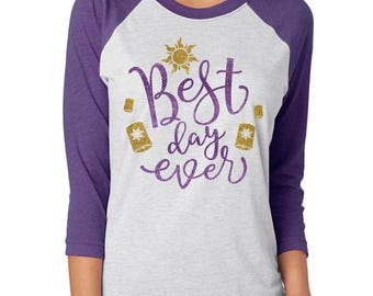 Best Day Ever - Tangled Shirt - Magical Shirt