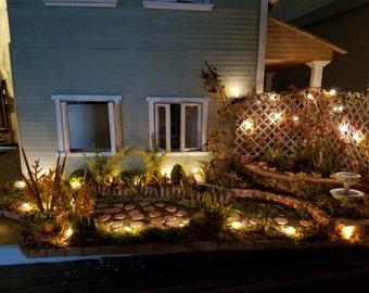 dollhouse/ fairy garden
