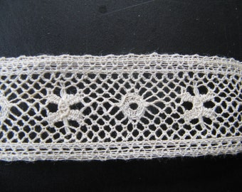 Beautiful antique French side! High ca. 1.8 cm, length 1.80 meter...ca. 1925!