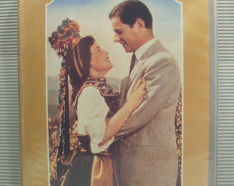 "VHS ""Black Forest girl"" P. Hall p. ziemann u.v.a"