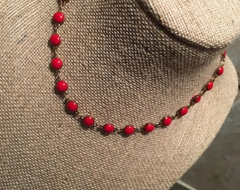 Red Dot Choker