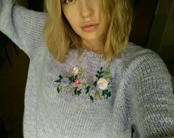 "sweater ""spring wind"""