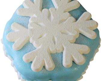 Snowflake Cake Pan / Winter / Party / Frozen Snowflake Cake Pan