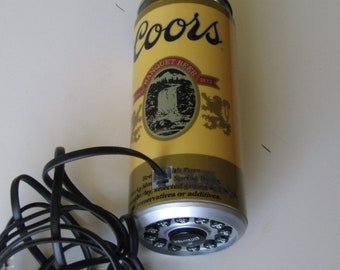 Coors Beer Can Telephone