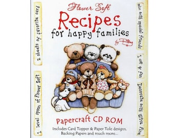 Flower Soft Recipes for Happy Families CD