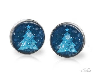 Christmas Earrings Winter-24