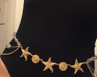 Gold Sea Queen Gypsy Belt