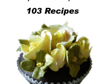 The Cupcake Cookbook 100 Recipes Instant Download PDF