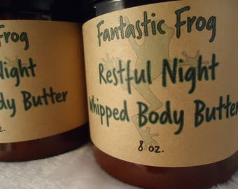 Restful Night Whipped Body Butter 8oz