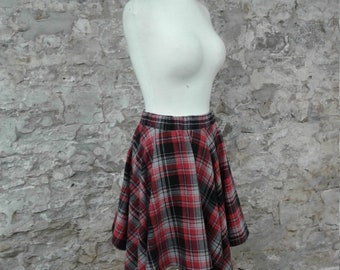 Plaid Fairy Skirt