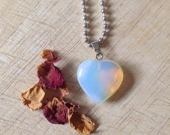 Angel Aura Heart Necklace