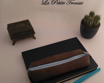 Petite trousse pour carnet A5 type Bullet Journal