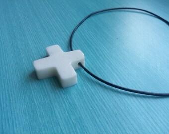 Misato evangelion cross