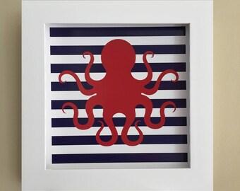 Nautische Octopus
