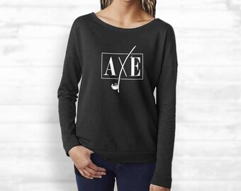 Axé Shirt / Black Capo Shirt / Brazil / Capoeira Axé T Shirt / LUX Brazil / Long Sleeve Brazil Shirt / Afro Brazilian Shirt