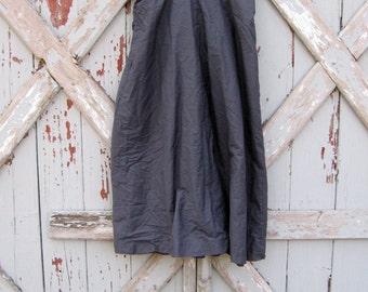 Claudette - vintage 1950s cotton skirt S M