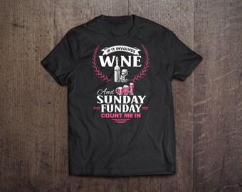 funny wine tees sunday funday tee wine gifts women best wine gifts wine shirts ladies wine gift ideas wife wine lovers wine shirt wine lover