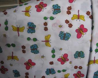 Cotton Fabric - Butterflies
