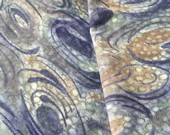 Cotton Quilt Fabric - John Kaldor Fabricmaker - 1 Yard Cotton Fabric Blue Quilt Cotton Sewing Fabric Craft Fabric