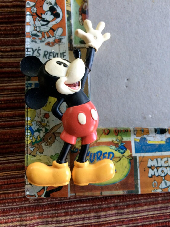 Lujoso Disney Marcos De Los Vidrios Composición - Ideas ...