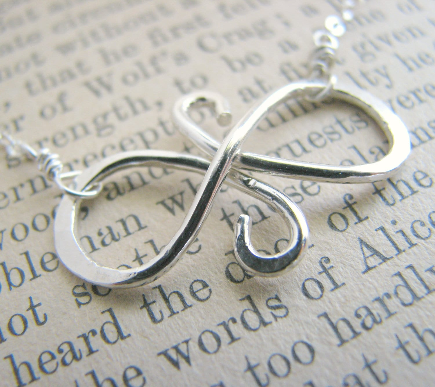 Infinity symbol necklace sterling silver gift best friends zoom buycottarizona