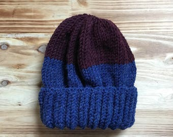 HUDSON BEANIE || Knitting Pattern