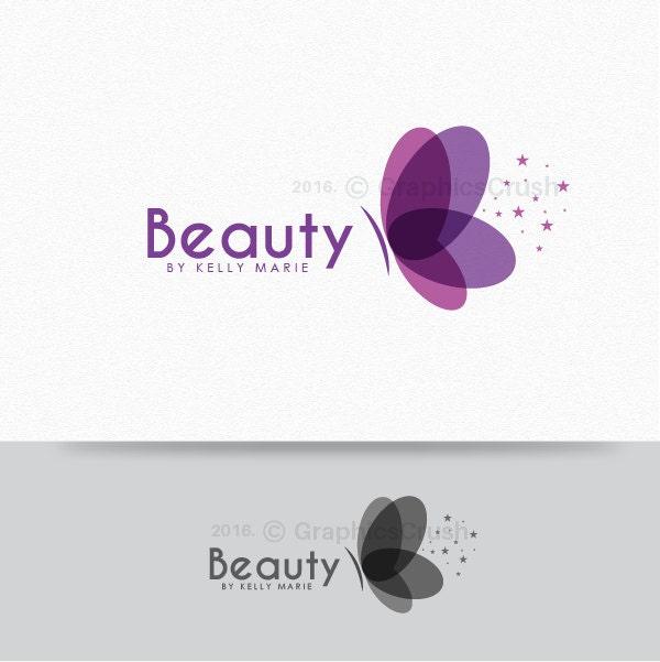 Butterfly Logo Beauty ...