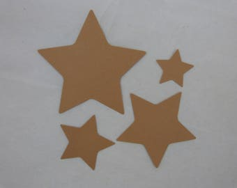 """Cuts """"stars"""" for scrapbooking or cardmaking"""