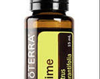 doTERRA Lime Essential Oil 15ml - Brand New, Unopened