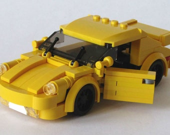 LEGO CITY Custom Porsche 930