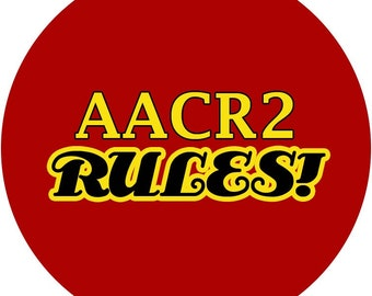 AACR2 rules (2.25-in magnet pinback button badge keychain bottle opener pocket mirror)