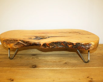 TRAUST - Live Edge Monitor Stand