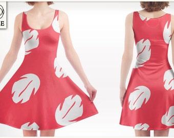 Lilo Hawaiian Dress   Lilo and Stitch Disney Cosplay